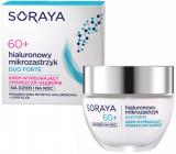 Soraya Hyaluronic Micro-Injection Duo Forte 60+ krém proti vráskam vypĺňajúci hlboké vrásky na deň / noc 50 ml