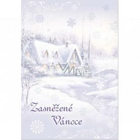 Ditipo Hracie želanie Zasnežené Vianoce Iveta Bartošová V bielom 224 x 157 mm