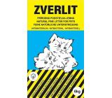 Zverlit Podstielka ekologická modrá pre mačky a hlodavce s vôňou jemná hrudkujúce 6 kg