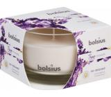 Bolsius True Moods So Relaxed Lavender & Chamomile - Levanduľa a harmanček vonná sviečka v skle 90 x 63 mm