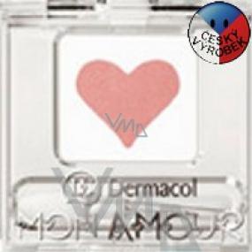 Dermacol Mon Amour očné tiene 01 Duo 2,2 g