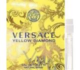 Versace Yellow Diamond toaletná voda pre ženy 1,5 ml s rozprašovačom, vialky
