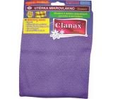 Clanax Diamant utierka mikrovlákno 40 x 40 cm 1 kus