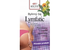 Bione Cosmetics Lymfatic bylinný čaj XL 20 sáčků po 2 g