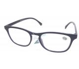 Berkeley Čtecí dioptrické brýle +2,5 černo-fialové 1 kus MC2145