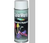 Color Works Primer 918560 šedý akrylový základní nátěr 400 ml