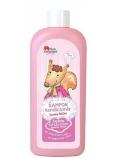 Pink Elephant Veverka Anička 2v1 šampón a kondicionér na vlasy s obsahom panthenolu pre deti 500 ml