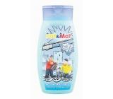 Bohemia Gifts & Cosmetics Pat a Mat - Inštalatéri sprchový gél pre deti 250 ml