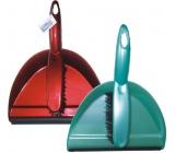 Clanax Souprava smetáček s lopatkou různé barvy 1 kus LF 8871