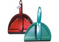 Clanax Súprava metlička s lopatkou rôzne farby 1 kus LF 8871