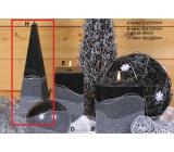 Lima Artic sviečka čierna ihlan 75 x 250 mm 1 kus