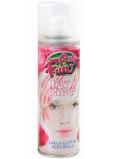Glitter Glitre lak na vlasy a telo strieborný 125 ml sprej
