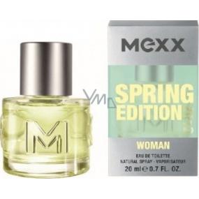 Mexx Spring Edition 2012 Woman toaletná voda 20 ml