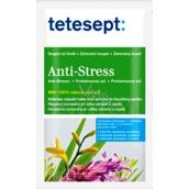 Tetesept Protistresová Levandule a Meduňka 100% Mořská sůl 80 g Anti Stress