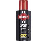 Alpecin CTX Šport Coffein Kofeínový šampón proti vypadávaniu a na rast vlasu 250 ml