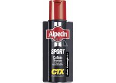 Alpecin CTX Sport Coffein Kofeinový šampon proti vypadávání a na růst vlasu 250 ml