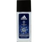 Adidas UEFA Champions League Champions Edition parfémovaný deodorant sklo pro muže 75 ml