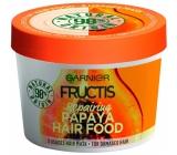 Garnier Fructis Papaya Hair Food obnovujúci maska na poškodené vlasy 390 ml