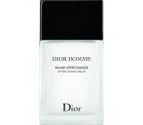 Christian Dior Homme balzám po holení 100 ml
