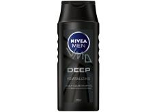 Nivea Men Deep Revitalizing šampón na vlasy 250 ml