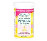 Dr. Popov Psyllium 100% originálne, podporuje správny metabolizmus tukov a navodzuje pocit sýtosti, rozpustná vláknina 240 g