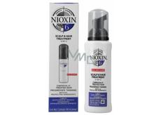 Nioxin System 6 Scalp & Hair Bezoplachová starostlivosti pre výrazne rednúce prírodné i chemicky ošetrené stredne silné až silné vlasy 100 ml