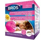 Bros Kids elektrický strojček odparovač proti komárom + 10 náplní