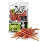 Calibra Joy Classic Kačacie mäso mäkké prúžky hypoalergénne pre psov 80 g