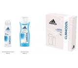 Adidas Climacool antiperspitant dezodorant sprej pre ženy 150 ml + sprchový gél 250 ml, kozmetická sada