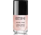 Gabriella salva Longlasting Enamel dlhotrvajúci lak na nechty s vysokým leskom 51 Pearl Pink 11 ml