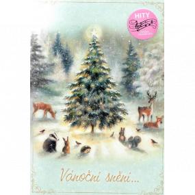 Ditipo Hracie priania Vianočné snívanie ... Karel Gott Biele Vianoce 224 x 157 mm