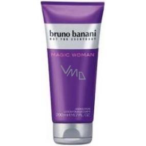 Bruno Banani Magic tělové mléko pro ženy 200 ml