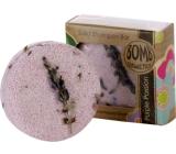 Bomb Cosmetics Fialová vášeň - Purple Passion Tuhý šampon na vlasy 50 g