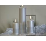 Lima Stuha sviečka perlová valec 60 x 120 mm 1 kus