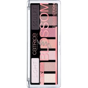 Catrice The Nude Blossom Eyeshadow Palette paleta očných tieňov 010 Blossomn Roses 10 g