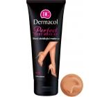 Dermacol Perfect vodeodolný skrášľujúce telový make-up odtieň Desert 100 ml