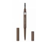 Rimmel London Brow This Way Fill & Sculpt Eyebrow Definer ceruzka na obočie 002 Stredne hnedá 0,25 g
