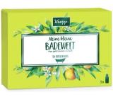 Kneipp Badewelt Sada olejov do kúpeľa Mandľové kvety starajúca kúpeľový olej 20 ml + Antistres olej do kúpeľa 20 ml + Hlboké uvoľnenie olej do kúpeľa 20 ml, kozmetická sada