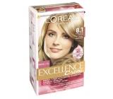 Loreal Paris Excellence Creme farba na vlasy 8.1 blond svetlá popolavá