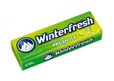 Wrigleys Winterfresh Fresh Ice žvýkačka dražé 10 kusů