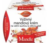 Bion Cosmetics Mandle výživný denný mandľový krém pre veľmi suchú a citlivú pleť 51 ml