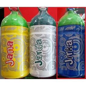 Nekupto Fľaša pre zdravé pitie s názvom Jirka 0,5 l 1 kus
