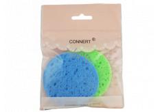 Connert Hubka odličovacie celulózovej na make-up sada 2 kusy
