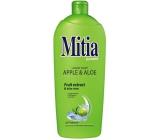 Mitia Apple & Aloe tekuté mydlo náhradná náplň 1 l