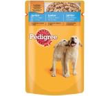Pedigree Junior s kuracím mäsom a ryžou v želé kapsička 100 g