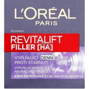 Loreal Paris Revitalift Filler HA vypĺňajúci denný krém proti starnutiu 50 ml
