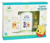 Corine de Farmu Medvedík Pú toaletná voda pre deti 50 ml + sprchový gél 250 ml + vlhčené obrúsky 25 kusov, darčeková sada