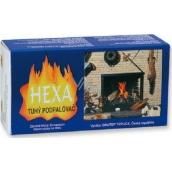 Hexa Tuhý podpaľovač krabička 200 g