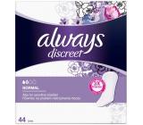 Always Discreet Normal inkontinenčné slipové intímne vložky 44 kusov