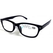 Berkeley Čítacie dioptrické okuliare +1,5 plast čierne 1 kus MC2079